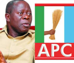 Image result for Oshiomhole has reduced APC to a regional party -Okorocha