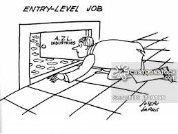 Entry Level Jobs Cartoons And Comics Funny Pictures From Cartoonstock