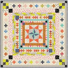 Marcelle Medallion — Green Bee Design and Patterns &  Adamdwight.com