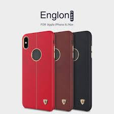 nillkin englon leather cover case for apple iphone xs max iphone 6 5 order from