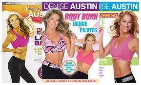 groupon denise austin fitness dvds