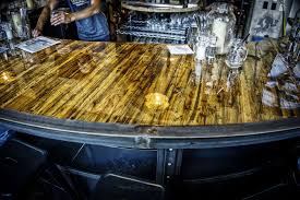 Black Hound Design Company Front Range Timber Reclaimed Oak Semi Truck Flooring At