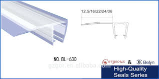 glass shower door plastic strip captivating shower glass door seal plastic shower door seal strip glass