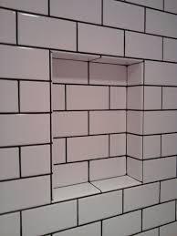 Subway Tile Bathroom This Look With Grey New Bath Pinterest