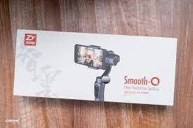 Đánh giá gậy chống rung 3 trục Zhiyun Smooth Q: giá rẻ, vừa đủ dùng