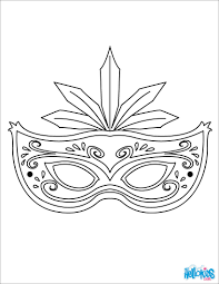 Small Picture Masks and masquerade coloring pages Hellokidscom
