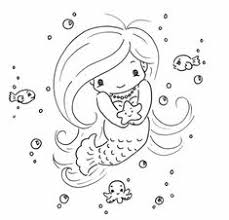 339 Best Coloring Fantasy Mermaids And Sea Creatures Images