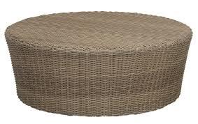 round rattan coffee table. Sunset West Coronado Round Wicker Coffee Table Rattan