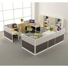 office cubical. China Office Workstation Partition Workstation,4 Seat Cubicle Cubical