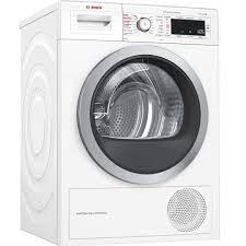 Bosch WTW85562TR 9 KG A++ Isı Pompalı Çamaşır Kurutma Makinesi