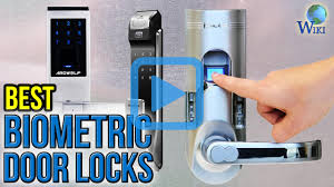 Top 8 Biometric Door Locks of 2018 | Video Review