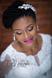 nigerian bridal makeup natural hair photos 0016