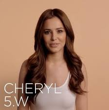 cheryl s changing looks over the years from next door to skinny stressed out star and now as happy glowing mum mirror