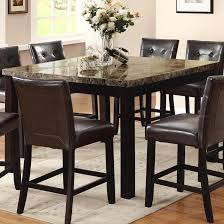 pub style dining room sets. Crown Mark Bruce Square Counter Height Table - Item Number: 2767T-5454 Pub Style Dining Room Sets