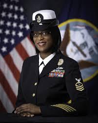 official portrait senior enlisted leader defense intelligence agency unit 0166 chief intelligence specialist navy intelligence specialist