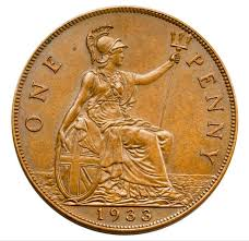 Obrien Rare Coin Review Why Is The 1933 British Penny So