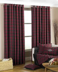 Maroon Curtains For Living Room Val Disere Ready Made Eyelet Curtains Cranberry Luxury Ringtop