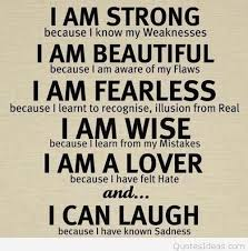 I Am Strong And Beautiful Quotes Best Of I Am Strong Wise And Inspirational Quote