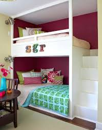 bedroom designs for girls with bunk beds. Interiors Girls Loft Bedroom Decor Ideas Bedroom Designs For Girls With Bunk Beds