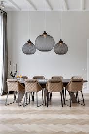 Mooie Lamp Voor Boven De Salontafel Open Strak En Geeft Een Heel