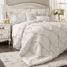 bedding pink ruffle duvet cover ruched twin bedding white ruched bedding grey comforter turquoise ruffle