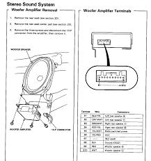 2001 honda prelude stereo wiring diagram 2001 wiring diagrams online