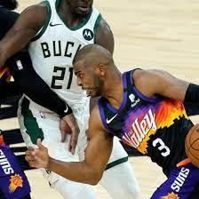 NBA: Pauls Finals-Debüt ein Statement: Suns führen gegen Bucks