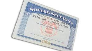 New Social Security Number Affect ...