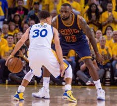 Image result for curry/james