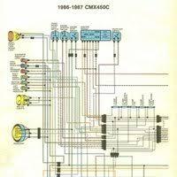 deo oliver's (rebelstuff) wiring diagrams album 1999 Honda Valkyrie Interstate rebel 450 wiring pt2 photo 1987wiringdiagram450p14 jpg