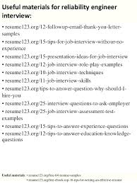Biomedical Engineer Sample Resume Stunning Sample Resume For Biomedical Engineer Engineering Samples Mechanical