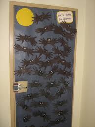 halloween door decorating contest winners. The Student Council Held A Door Decorating Contest At PES For Halloween. Winning Doors Were Mrs. Lamont\u0027s Library With Spooky Gravestones, Halloween Winners
