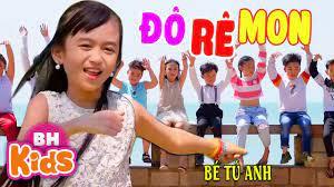 Bài Hát DOREMON Tiếng Việt ♫ Bé Tú Anh ♫ Nhạc Thiếu Nhi Sôi Động [MV] -  YouTube
