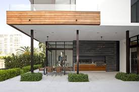 fresh and modern outdoor kitchens