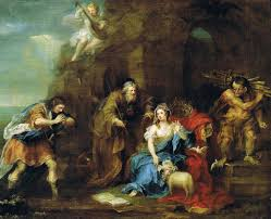 shakespeare and the supernatural the tempest the supernatural in  rhap so dy in words the tempest by william hogarth c 1735
