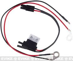 wiring harness fuse for scar mk16 mk17 scar h series airsoft wiring harness fuse for scar mk16 mk17 scar h series airsoft