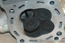 2004 2008 dvx400 kfx400 lt z400 online atv service manual cyclepedia valve replacement dvx400 kfx400 lt z400
