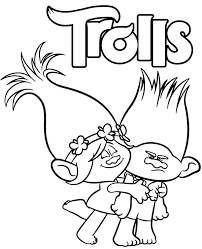 For kids & adults you can print trolls or color online. Branch And Trolls Poppy Coloring Page