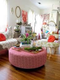 living bohemian chic furniture