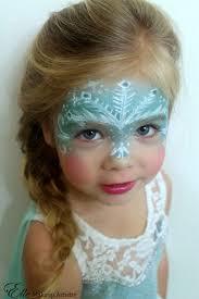 disney s frozen elsa face painting