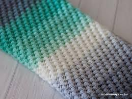 Lion Brand Mandala Yarn Patterns Magnificent Free Pattern] This Lovely Bean Stitch Crochet Pattern Makes An