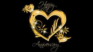 wedding anniversary wishes greeting gif