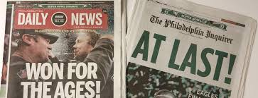 Here are 52 interesting facts about the eagles, the patriots, minnesota and super bowl lii. How The Philadelphia Inquirer Made The Most Of The Eagles Super Bowl Win Lenfest Institute For Journalism