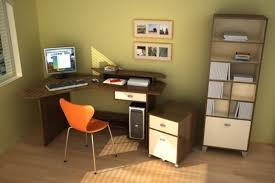 home office simple. Simple Home Office Design Interior Model