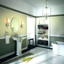 Single Sconce Bathroom Lighting Bathroom Sconce Lighting Up Or Down Beauteous Bathroom Light Sconces