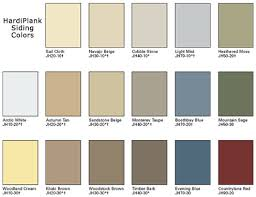 Mitten Siding Color Chart Vinyl Siding Colors Lowes Siding Lowes Hardyboard
