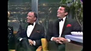 <b>Dean Martin</b>, Frank Sinatra, Joey Bishop Tonight Show 4/10-1965 ...