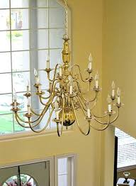 cost of chandelier i knew that something needed to be done but light fixtures that big