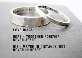 Personalized Couple Rings Solid Sterling His N Hers Promise Delectable Wedding Ring Engraving Quotes