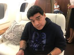 Diego Maradona says wine binge caused his collapse as picture sparks social  media cocaine conspiracy theory following Argentina's dramatic World Cup  2018 win over Nigeria